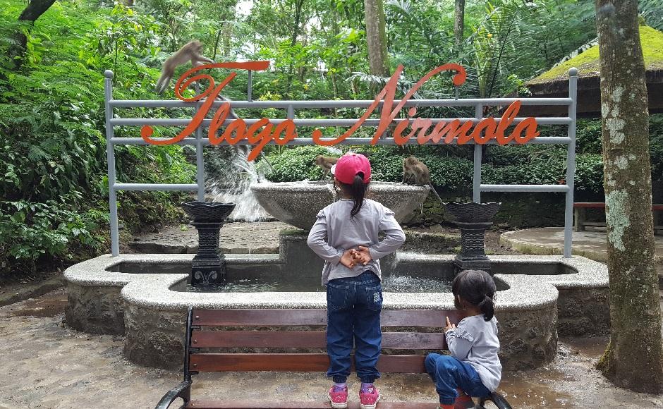 Tlogo Nirmolo dan Setengah Perjalanan ke Goa Jepang (sebuah catatan ringan outing bersama anak-anak)